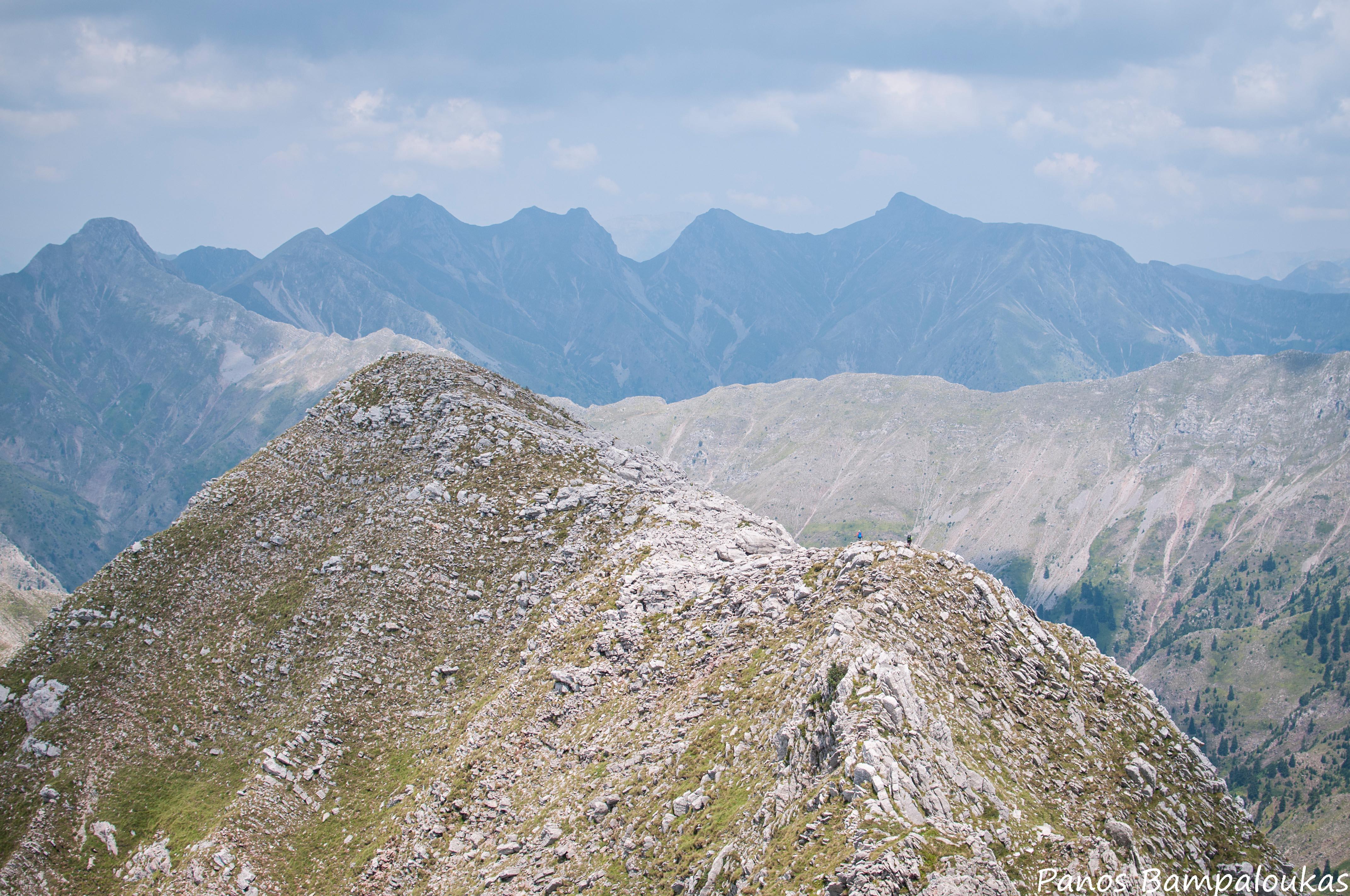 Βόρεια Κορυφογραμμή
