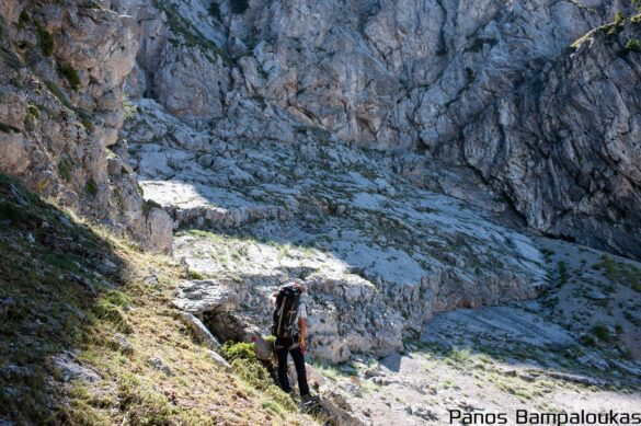Πορεία προς τα βράχια