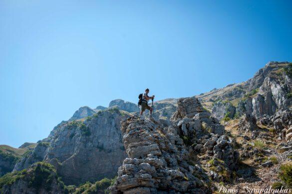Άκης Καραπετάκος - οδηγός βουνού
